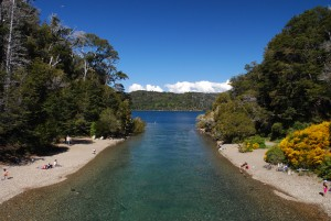 The Lakes of Bariloche Argentina
