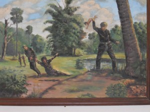 killing fields painting