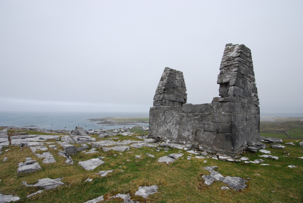 Aran Islands Smalles Church in Europe