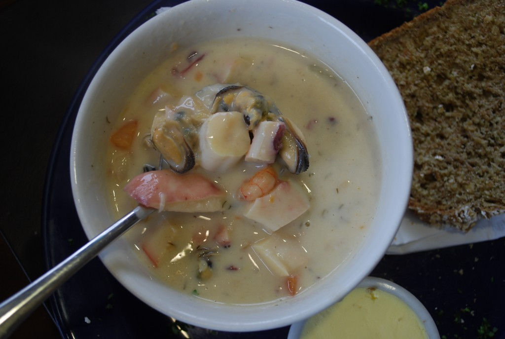 Best Seafood Chowder Ireland
